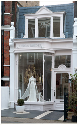 Richmond upon Thames wedding shop