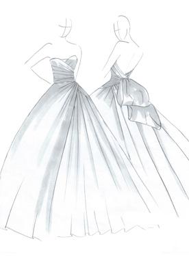 Wedding Dress Shops Glasgow on Bespoke Wedding Dresses