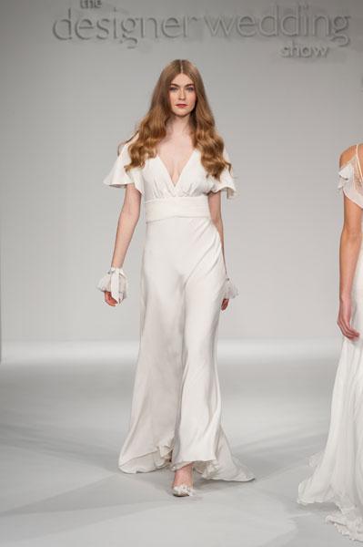 London Wedding Dress Designer Astral Sundholm At Designer