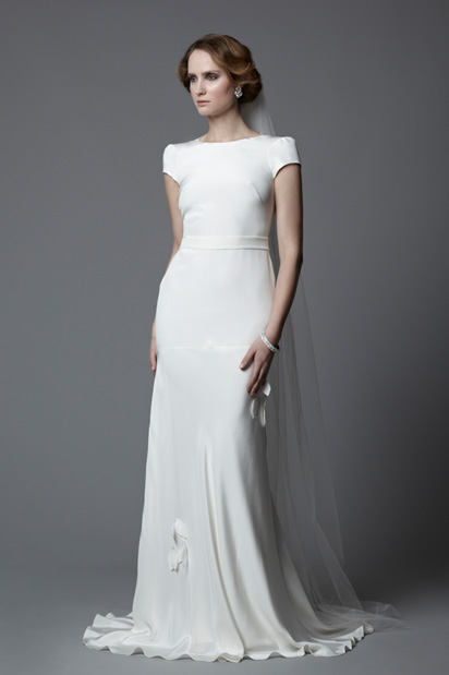 Vintage Wedding Dress Bridal Gown Collection By Astral Sundholm London