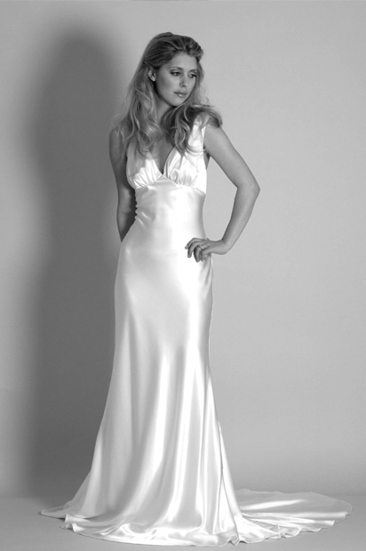 Vivienne 1930s Wedding Dress Vintage Inspired